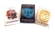 ❤️ LEGEND ❤️ / Legendary series. Many good book series will come and go but there will never be a one like the Legend trilogy <3