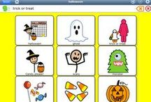 Halloween Vocabulary / FUNctional vocabulary for fall and Halloween!