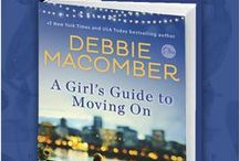 A Girl's Guide To Moving On / My new book, A Girl's Guide To Moving On celebrates the strength every woman possesses to forge a new path, believe in love, and fearlessly find happiness. On sale February 23, 2016.   / by Debbie Macomber
