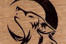 Tribal Designs & Ancient culture
