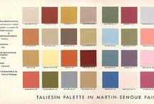 Värejä ja kuvioita