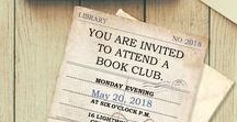 Book Club Ideas for Women / As Mother's Day approaches we want to encourage women to gather with other women and celebrate each other by reading!