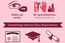 Cosmetology Industry / The cosmetology industry is growing even in a weak economy. See why it's cool and smart to be a hairdresser.