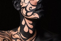 Body Art / Art made on the body, with the body, for the body.