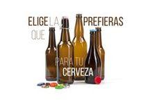 Botellas de Cerveza / En distintas capacidades, en diferentes colores, con una gran variedad de estilos,... en www.juvasa.com está la botella de cerveza que buscas.