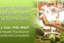 Whole Health and Nutrition / Natural Health and Nutritional Consulting