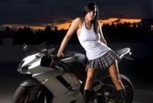 • Motorcycle Girls