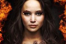 Hunger Games: Catching Fire Inspiration / We're so excited for the Hunger Games: Catching Fire photo contest! Here's some inspiration to get your looks started!