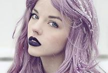 New Year, New You! / Get pinspired with the hottest color of 2014, Radiant Orchid!