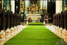 Kościół Pofranciszkański w Śremie / Ślub Marysi i Waldka