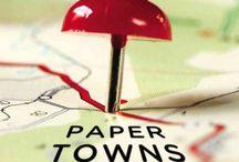 Paper Towns:) / by Mackenzie Filewicz-Ross
