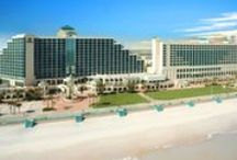 Daytona Hilton Oceanwalk Resort / The host hotel for the 2015 Coastal Magic Convention.