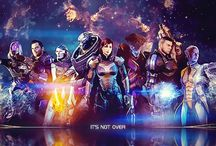 Mass Effect / by Willie