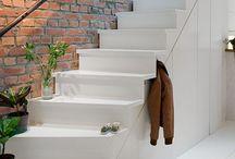 Schody / Pomysły na schody w nowym domku