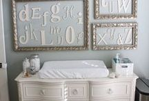 Nursery ideas / Ideas for a gender neutral nursery for baby Cogland due late january 2015