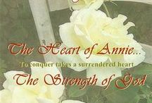 The Heart of Annie...The Strengthh of God / Young Annie hopes to escape the tradition of an arranged marriage, much like her mother did many years ago in Italy.  But life doesn't always give us what we want in the package we envision.  As Annie matures, she realizes something very important - to conquer takes a surrendered heart. Based on a true story.