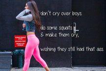 Workout / #squats #workout #woman