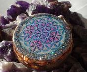 energy of Orgonite...