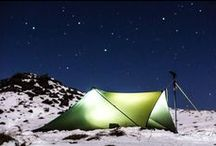 A Home Away From Home / Get inspired for your next camping trip.