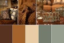 Color Combinations / Your resource for great color combination ideas in your home