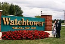 WARWICK NY HEADQUARTERS / PATTERSON,  WALLKILL,  WATCHTOWER FARMS,