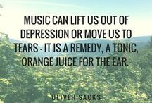 Quotes / Quotes about music and nature