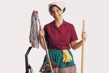 Things to remember when cleaning / by Anna-Blake Gordon