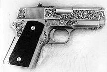 Guns, knives