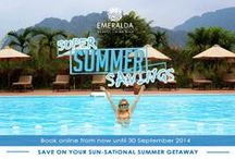 Summer Promotions in Emeralda Resort Ninh Binh / Emeralda Resort Ninh Binh is within easy reach by a leisurely 90 minute drive from Hanoi. This year we offer perfect summer vacation plans for family, couples and group friend. http://www.emeraldaresort.com/Promotion
