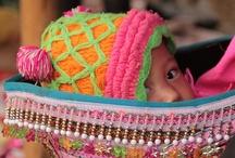 Babywearing / Echapes de portage pour bébés