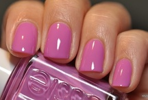Nails Galore  / If the color fits, wear it.  / by Wattisa Rose