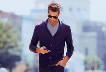 Men's Fashion / Scrapbook of style, elegance, personality and, of course, comfort.