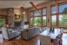 Current Homes / View photographs of some of our current homesites.