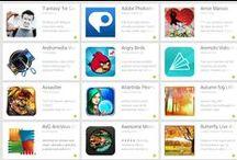 Juegos y apliciones Android / Lo más reciente en cuanto a lanzamiento, noticias, novedades y revisiones sobre los mejores juegos y aplicaciones Android para Tablets y Smartphones.