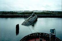 Abandon ships