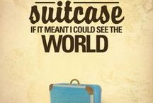 One Family One Suitcase / One family's travels around the world.  Collecting memories, not things.