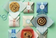 Wrapping Trends / Fun and easy ways to wrap all your easy and simple gifts! / by Give Bakery Because