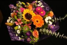 Bouquets handmade by HFM