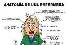 Humor médico y sanitario / Imágenes y viñetas de humor médico y sanitario (Medical humor)