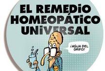 Homeopatía, pseudociencias y otros magufos / Homeopathy and pseudocience / Información veraz sobre la homeopatía