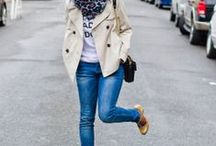 Women's Fashion - casual fall and winter / Women's fashion - casual fall and winter, women over 40, feminine and fun