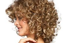 Women's Fashion  - curly hair, beauty and makeup / Hair and makeup ideas that are professional and fun and adaptable to women over 40
