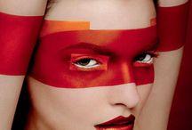 Makeup High Impact Photos / by Shari Mauriello