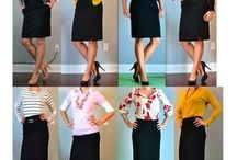 Fashion Styles for over 60 / Pretty Women / by Rosemarie Block