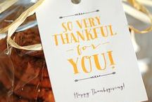 Gift Ideas: For Thanksgiving / Gift ideas for Thanksgiving / by Give Bakery Because