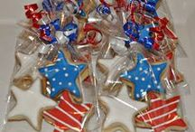Party Ideas: Stars & Stripes / by Give Bakery Because