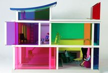 The Dolls House / by Little-Red-Orange Creative Design