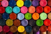 Add colour to your life!