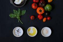 ingredients / ingredient flatlays from www.boyandspoon.com