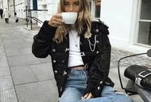 StreetStyle / Fashion is what you buy, style is what you do with it♡